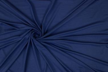 Трикотаж ярко-синий 011