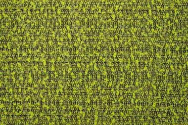 Шанель букле ярко-салатовая 12798